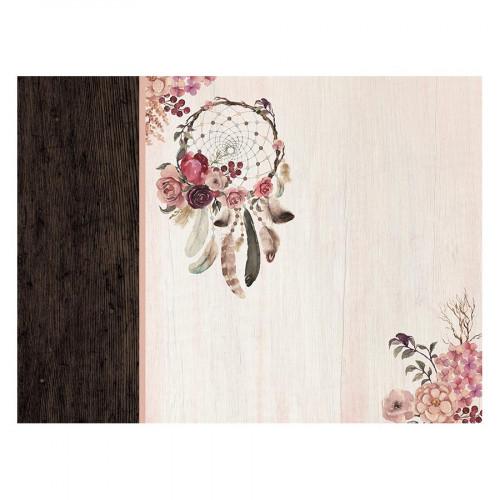 Album à 3 anneaux Gypsy Rose 30,5 x 30,5 cm