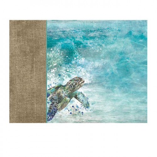 Album à 3 anneaux Deep Sea - 30,5 x 30,5 cm
