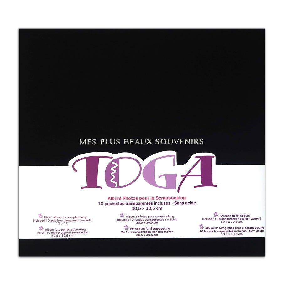 Album à vis - Mes plus beaux souvenirs - noir - 30 x 30 cm