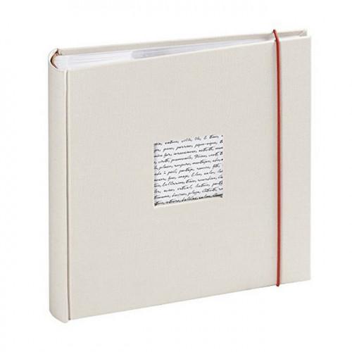 Album photos Linea à fenêtre 200 vues - Blanc cassé