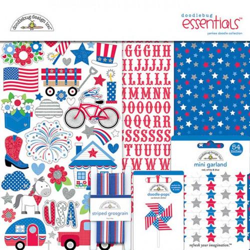 Yankee Doodle - Kit Essentials - 30,5 x 30,5 cm