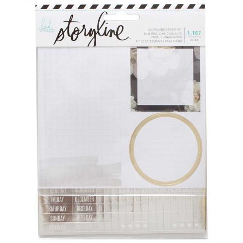 Stickers pour planner Mariage - 1167 pcs