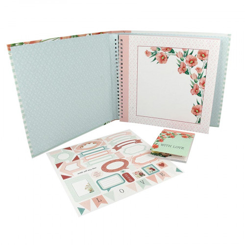 Kit album Secret Garden 20 x 20 cm
