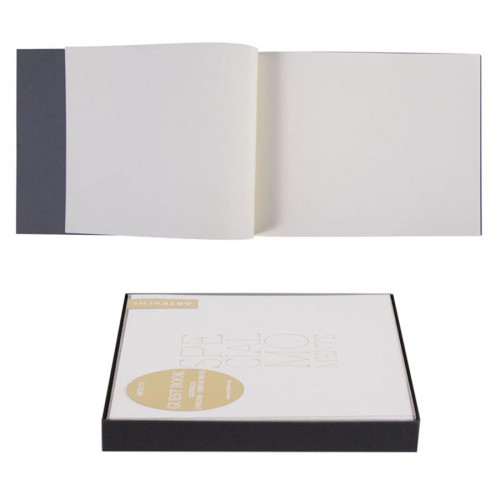 Livre d'Or blanc Special Moments - 22,5 x 17,5 cm
