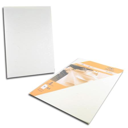 Ali Baba - 5 cartes A4 - jaune clair