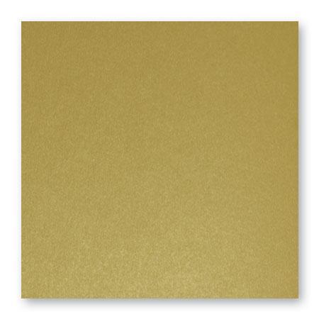 Pollen - 25 cartes carrées 13.5 x 13.5 cm - Or