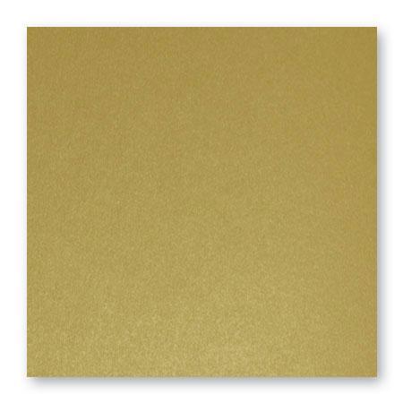 Pollen - 25 cartes carrées 16 x 16 cm - Or