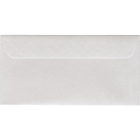 Perle - 5 enveloppes C6/5 - blanc