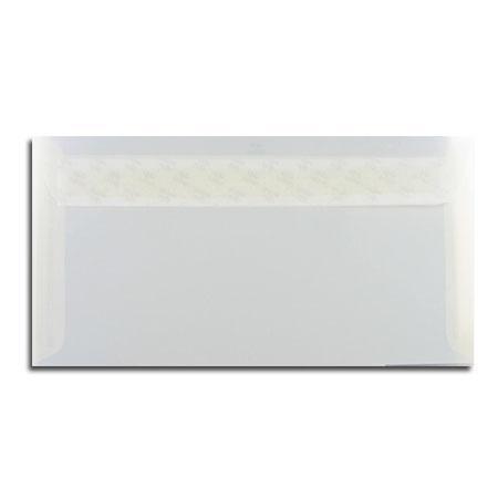 Perga pastell - 5 enveloppes 11.4 x 22.3 cm - vanille