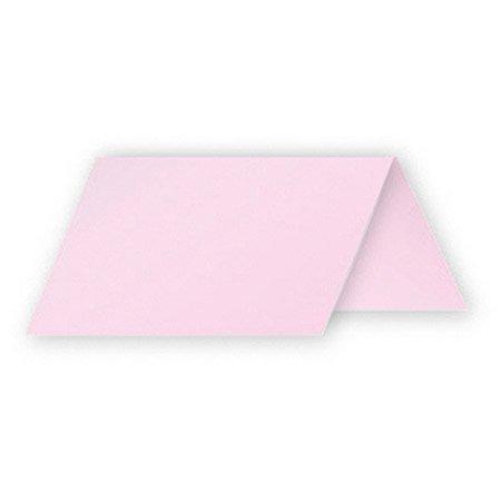 Marque-places - rose dragée - 85 x 80 cm - 25 pcs