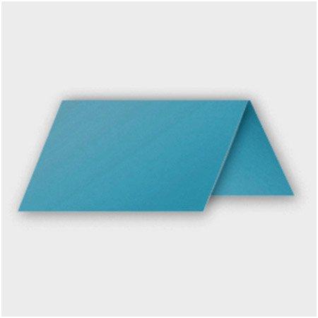 Marque-places - bleu turquoise - 85 x 80 cm - 25 pcs