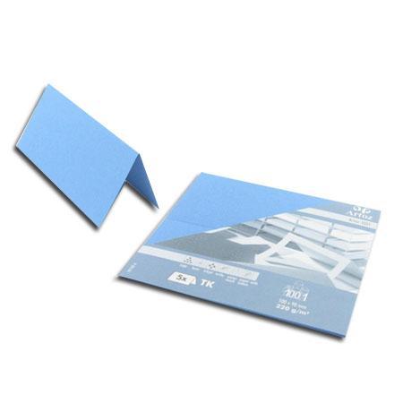 1001 - 5 marque places - bleu