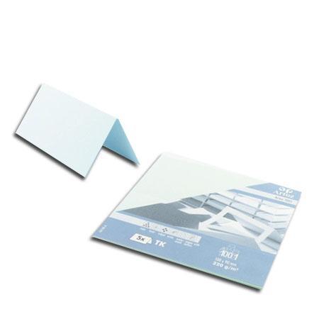 1001 - 5 marque places - bleu ciel