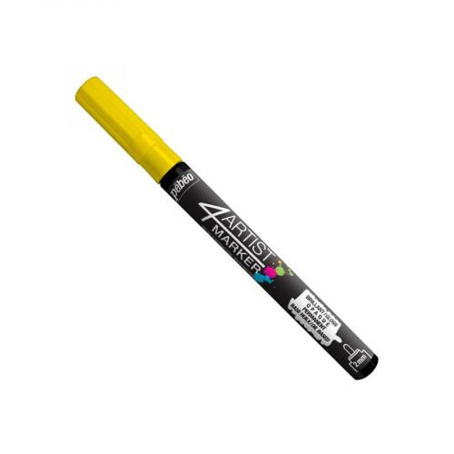 4Artist Marker - 2 mm -  jaune