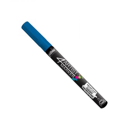 4Artist Marker - 2 mm -  bleu foncé