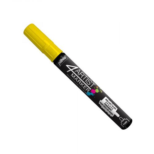 4Artist Marker - 4 mm -  jaune