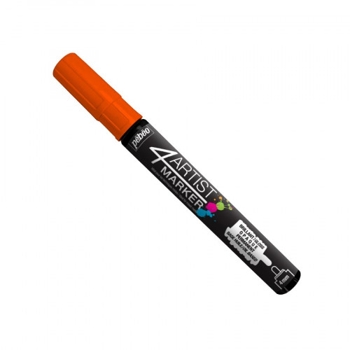 4Artist Marker - 4 mm -  orange