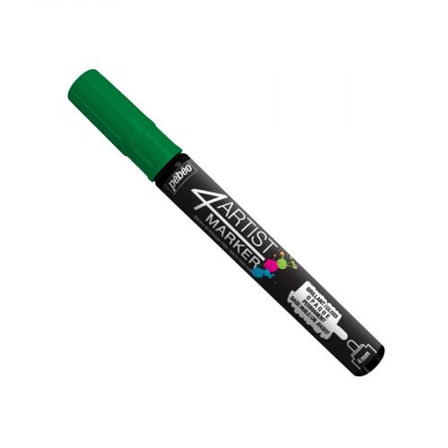 4Artist Marker - 4 mm -  vert foncé