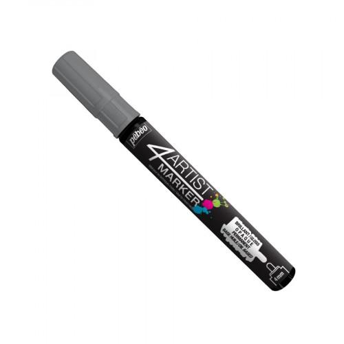 4Artist Marker - 4 mm -  gris