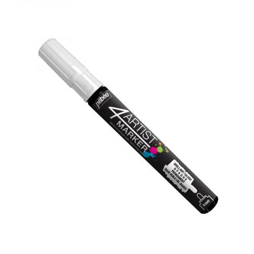 4Artist Marker - 4 mm -  blanc