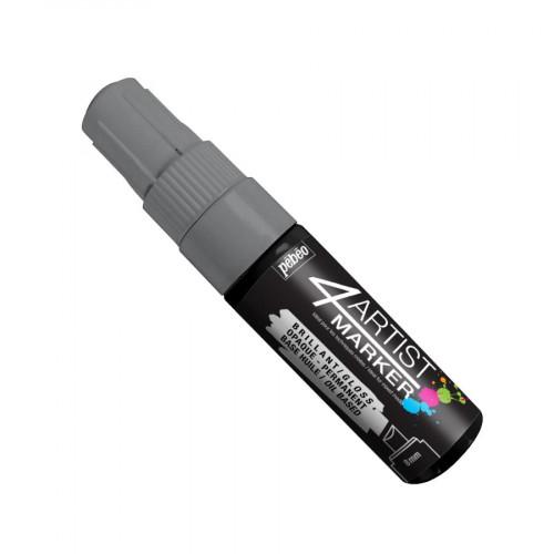 4Artist Marker - 8 mm -  argent