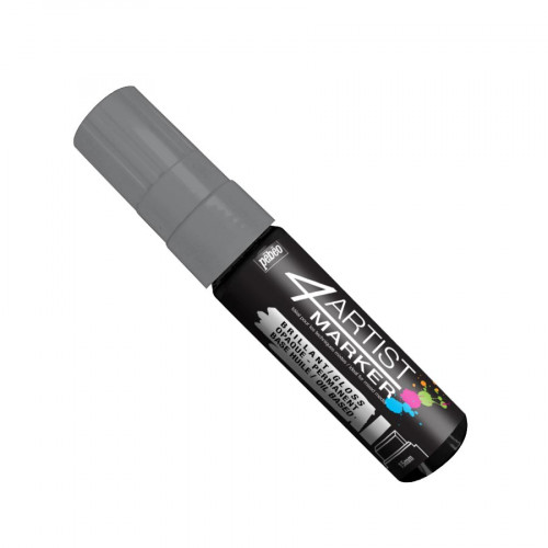 4Artist Marker - 15 mm -  argent