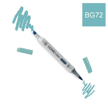 COPIC Ciao - BG72 - Ice ocean