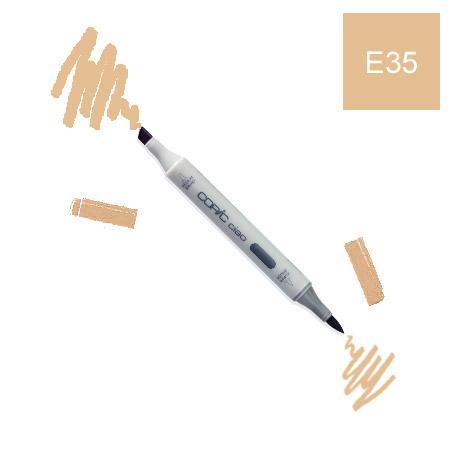 COPIC Ciao - E35 - Chamois