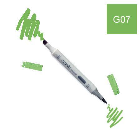 COPIC Ciao - G07 - Nile green