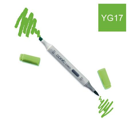 COPIC Ciao - YG17 - Grass green