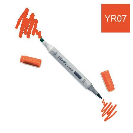 COPIC Ciao - YR07 - Cadmium orange