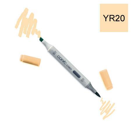 COPIC Ciao - YR20 - Yellowish shade