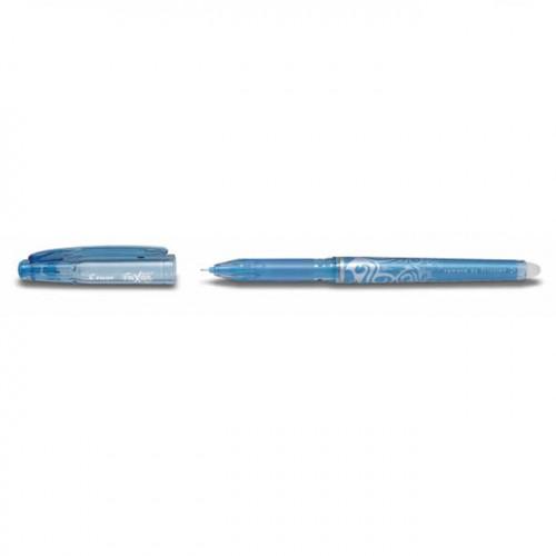 FriXion Point 05 - Roller encre gel - bleu clair