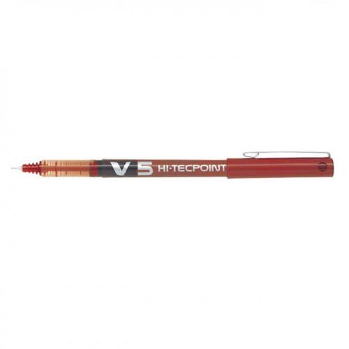 Roller V5 Hi-Tecpoint - rouge