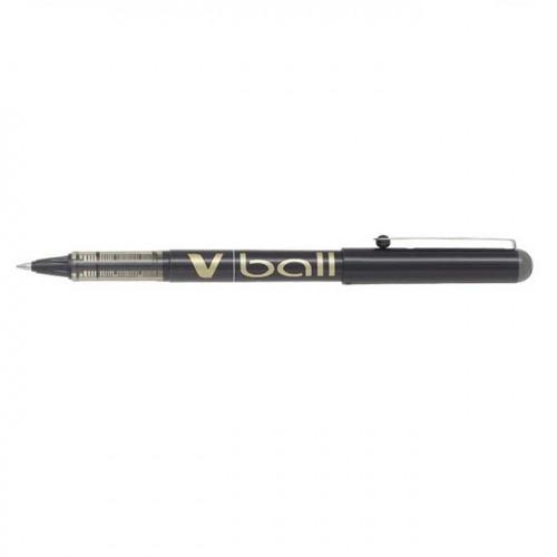 Roller V Ball 07 - noir