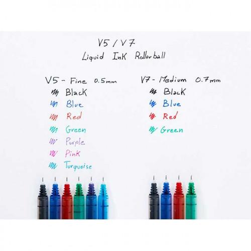 Roller V5 Hi-Tecpoint - vert