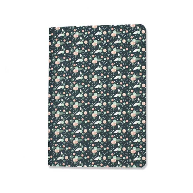 Carnets de poche A6 - 3 pcs