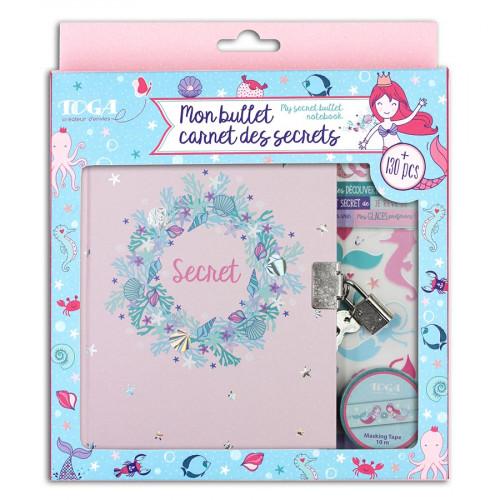 Kit Mon Bullet Carnet des Secrets