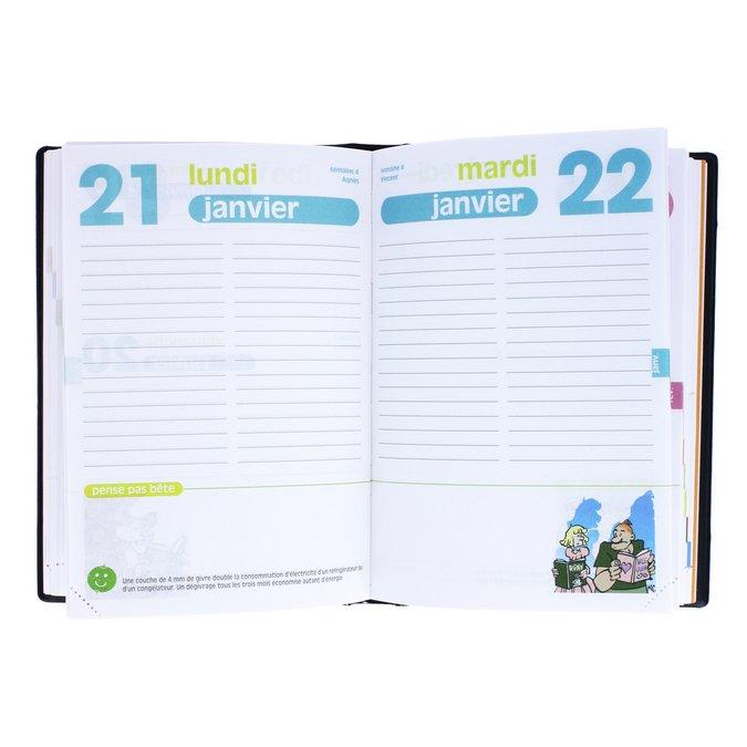 Agenda 2018-2019 journalier L'Etudiant - 15 x 20 cm
