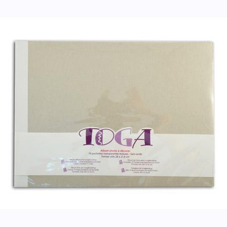 Album - A vis - Brut à décorer - 11 x 8.5