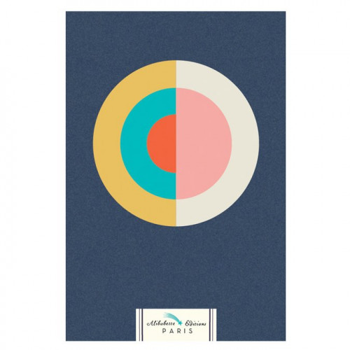 Carnet Artbook Dear Hilma - 14 x 21 cm
