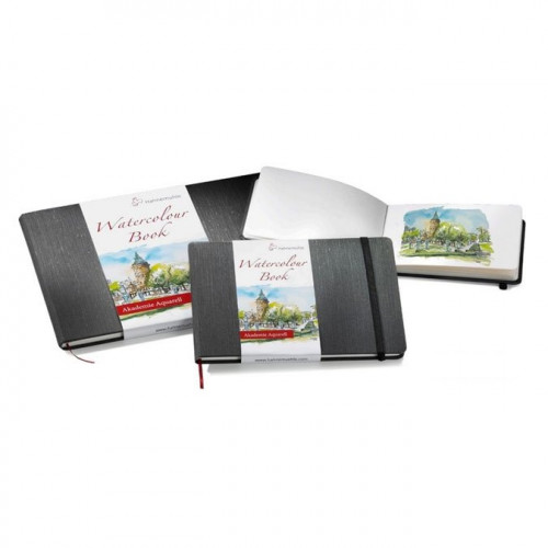 Livre de papier aquarelle - 200 g/m² - A4 Paysage