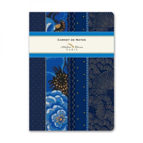 Carnet Soirs bleus - 15 x 21 cm