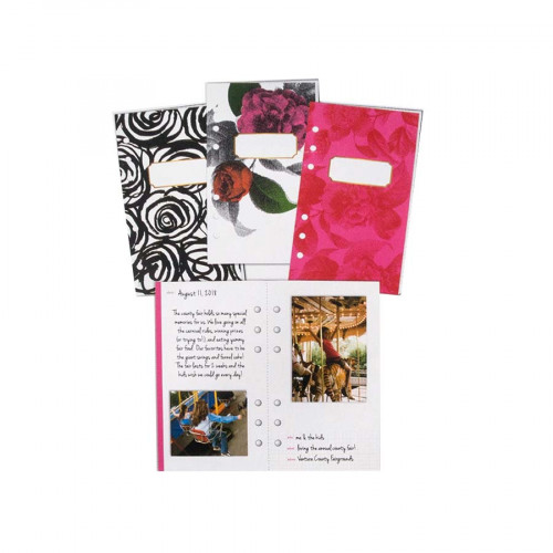 Journal Storybook Elegant - 3 pcs