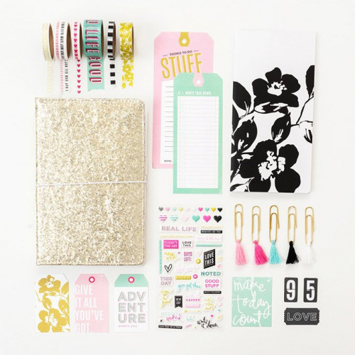 Lot de 2 carnets Journal Studio #1