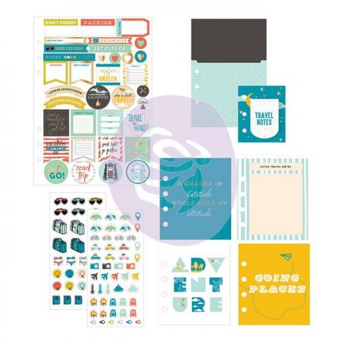 Kit accessoires pour Planner - Aventures et voyages