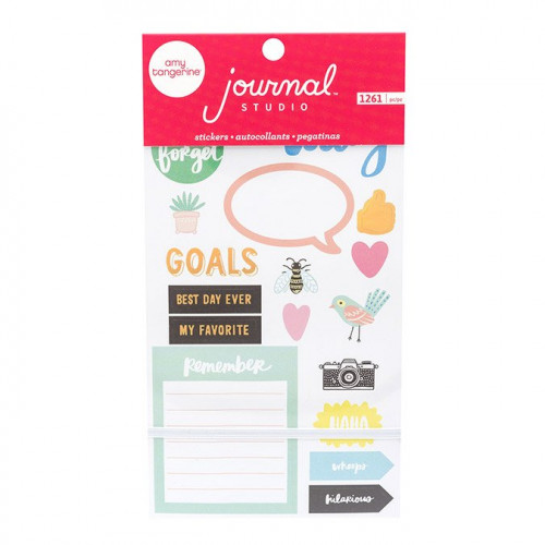 Livret de stickers Journal Studio - 1261 pcs