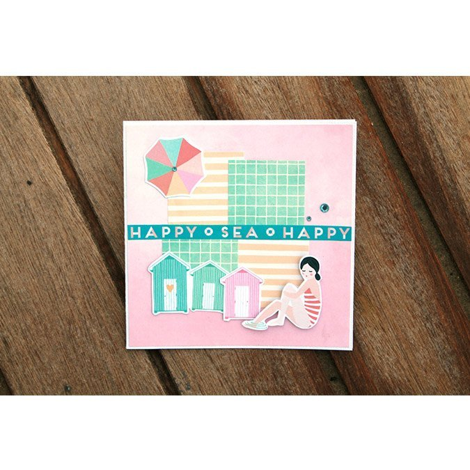 Sticky Notes Baigneuses - 5 blocs
