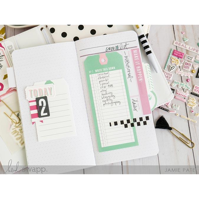 Livret de stickers Journal Studio - 1059 pcs