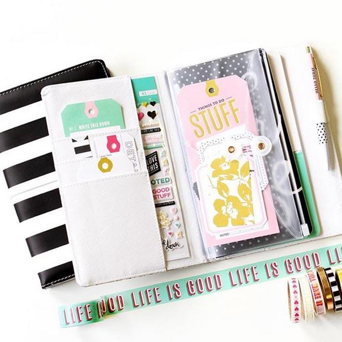 Journal Studio Puffy Stickers - 61 pcs